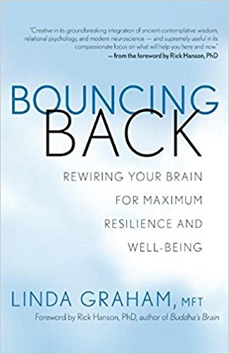 Bouncing Back: Rewiring Your Brain For Maximum Resilience And Well-Being Book Cover