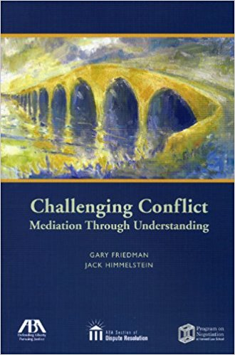 Challenging Conflict Book Cover