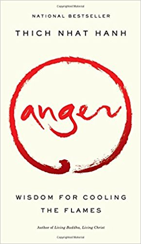 Anger: Wisdom For Cooling The Flames Book Cover