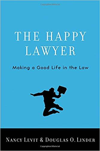 The Happy Lawyer Book Cover