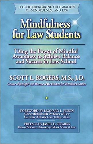 Mindfulness For Law Students Book Cover